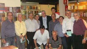 Membros do Conselho Regional de Medicina do Estado de Minas Gerais prestigiaram o evento