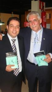 Dr. Marcelo Vilela, advogado do escritório Portugal Vilela e Behrens advogados associado e o Dr. Paulo Behrens
