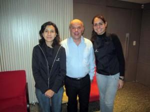 Equipe Fórum recebe o Dr. Edson Braga