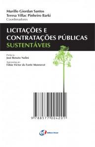 LICITAÇÕES E CONTRATAÇÕES PÚBLICAS SUSTENTÁVEIS - Murillo Giordan Teresa Villac