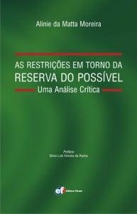Sessão de autógrafos da obra As Restrições em torno da reserva do possível em São Paulo