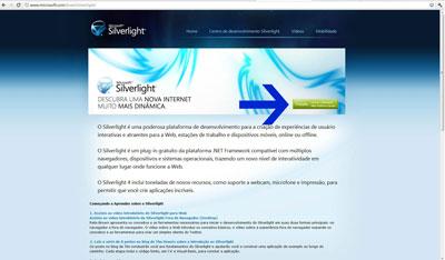 Como instalar o Silverlight