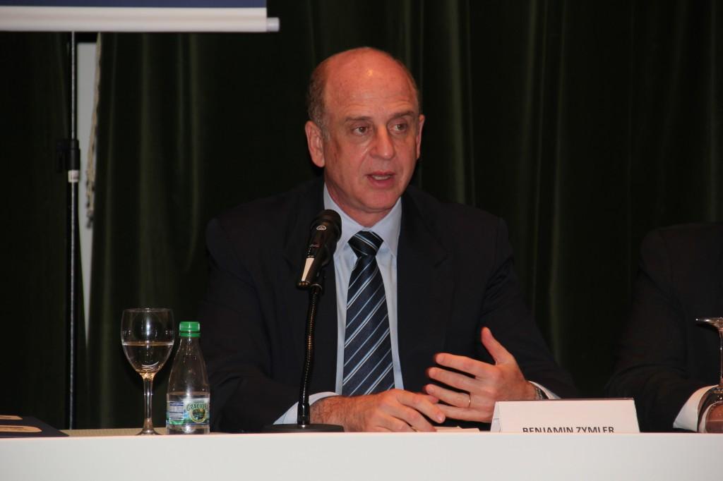 Ministro e presidente do TCU, Benjamin Zymler, estará presente no Fórum Brasileiro de Combate à Corrupção na Administração Pública