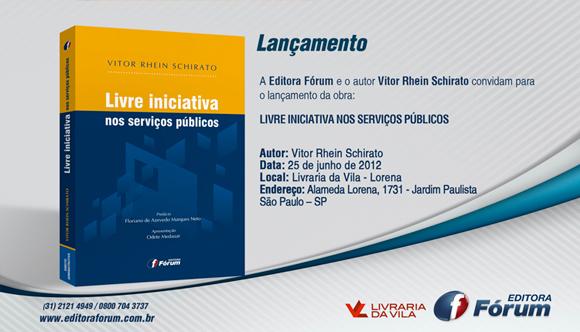 Obra da Fórum, considerada a melhor tese de doutorado da USP em 2011, será lançada em São Paulo