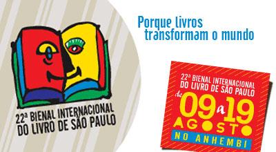 Editora Fórum marca presença na 22ª Bienal do Livro de SP