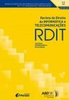 Revista de Direito de Informática e Telecomunicações (RDIT)