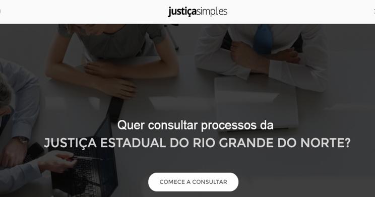 Site facilita consulta unificada de processos judiciais
