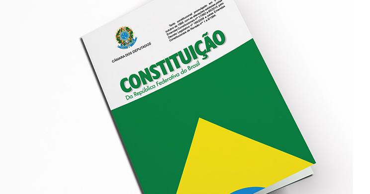 site do stf disponibiliza constituição federal comentada editora
