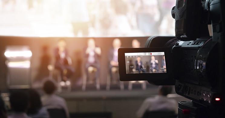 videos de palestras