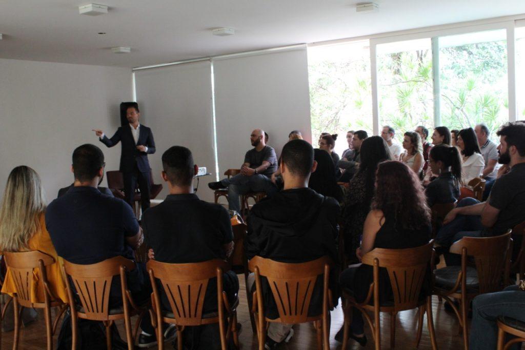 Apresentação de Rodrigo Pironti no lançamento do Programa de Compliance FÓRUM