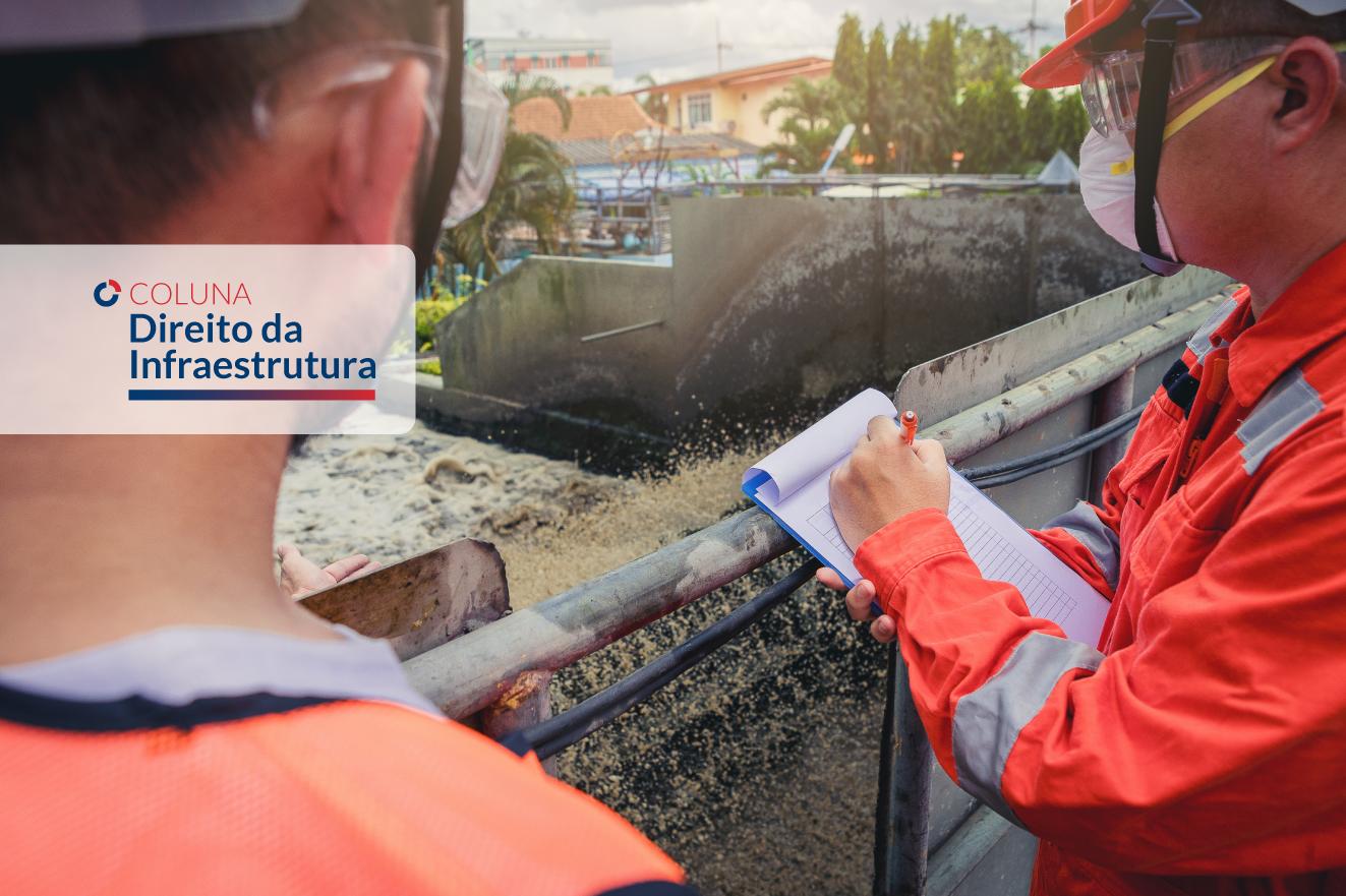 O Novo Marco Regulatório do Saneamento e os novos quadrantes da  Regulação Contratual | Coluna Direito da Infraestrutura