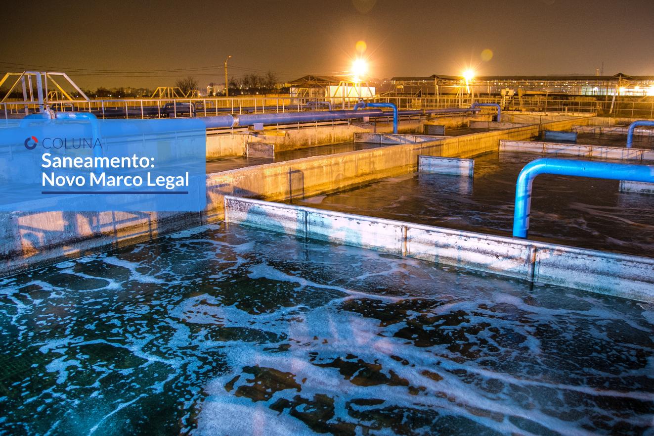 O enforcement contratual dos tribunais de contas nas futuras novas concessões do saneamento básico | Coluna Saneamento: Novo Marco Legal