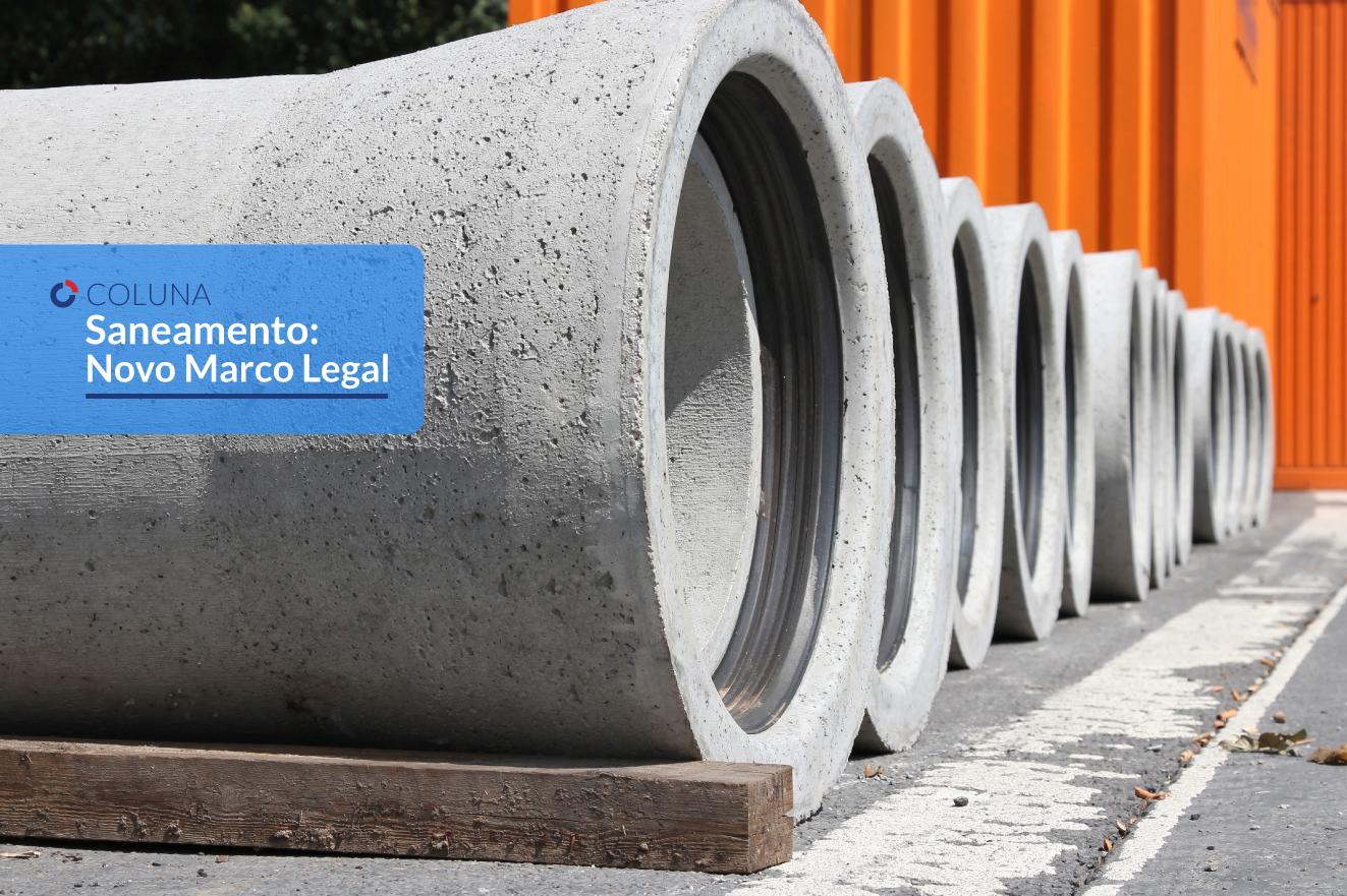 A prestação regionalizada e a gestão associada de serviços públicos de saneamento | Coluna Saneamento: Novo Marco Legal