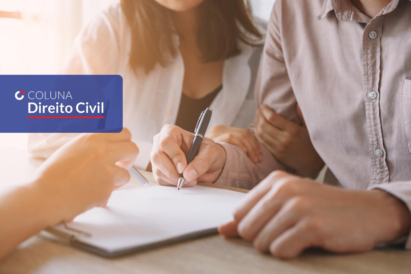 Outorga conjugal e aval no casamento | Coluna Direito Civil