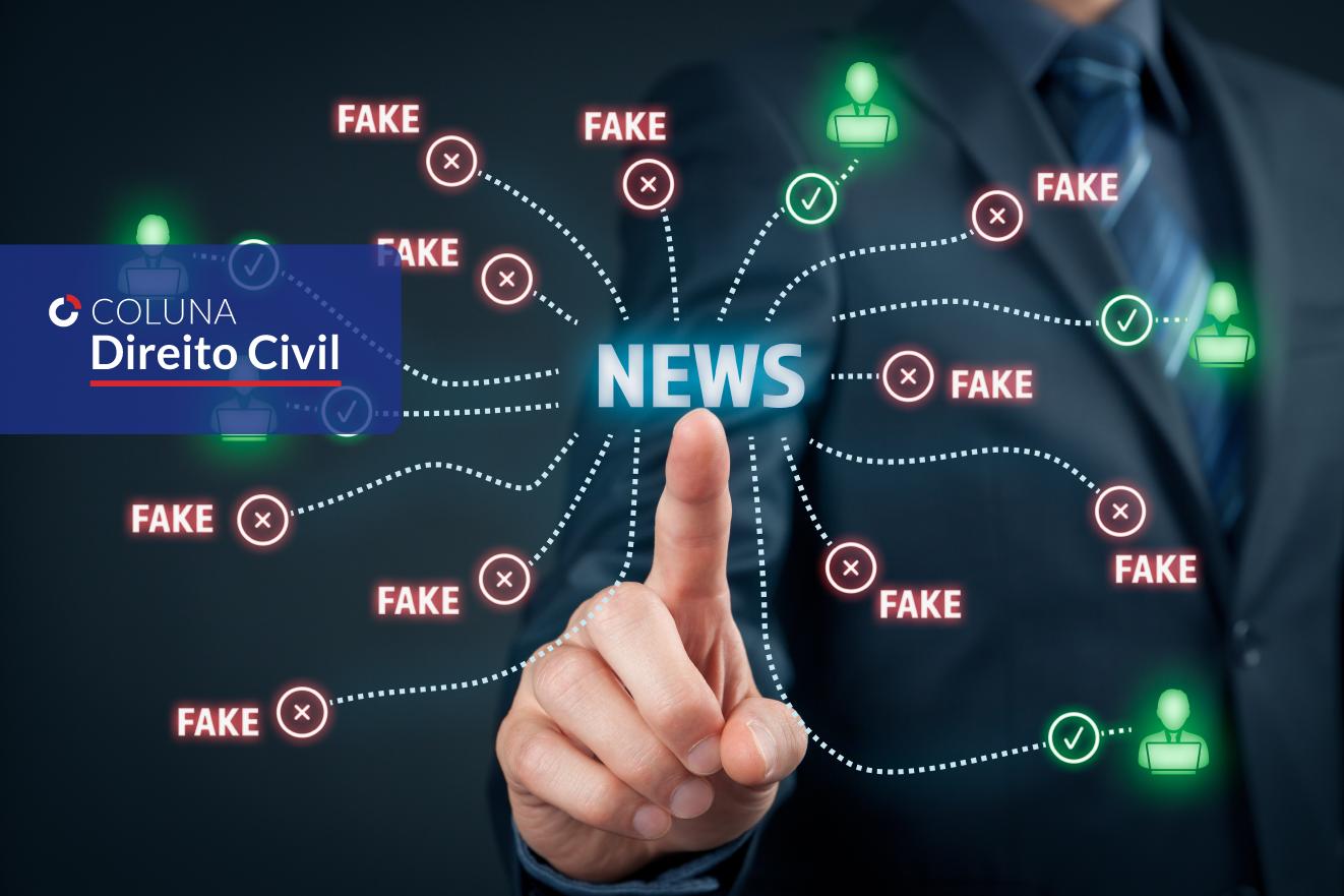Repercussões do exercício da liberdade de expressão e da disseminação de Fake News no contexto da sociedade da informação