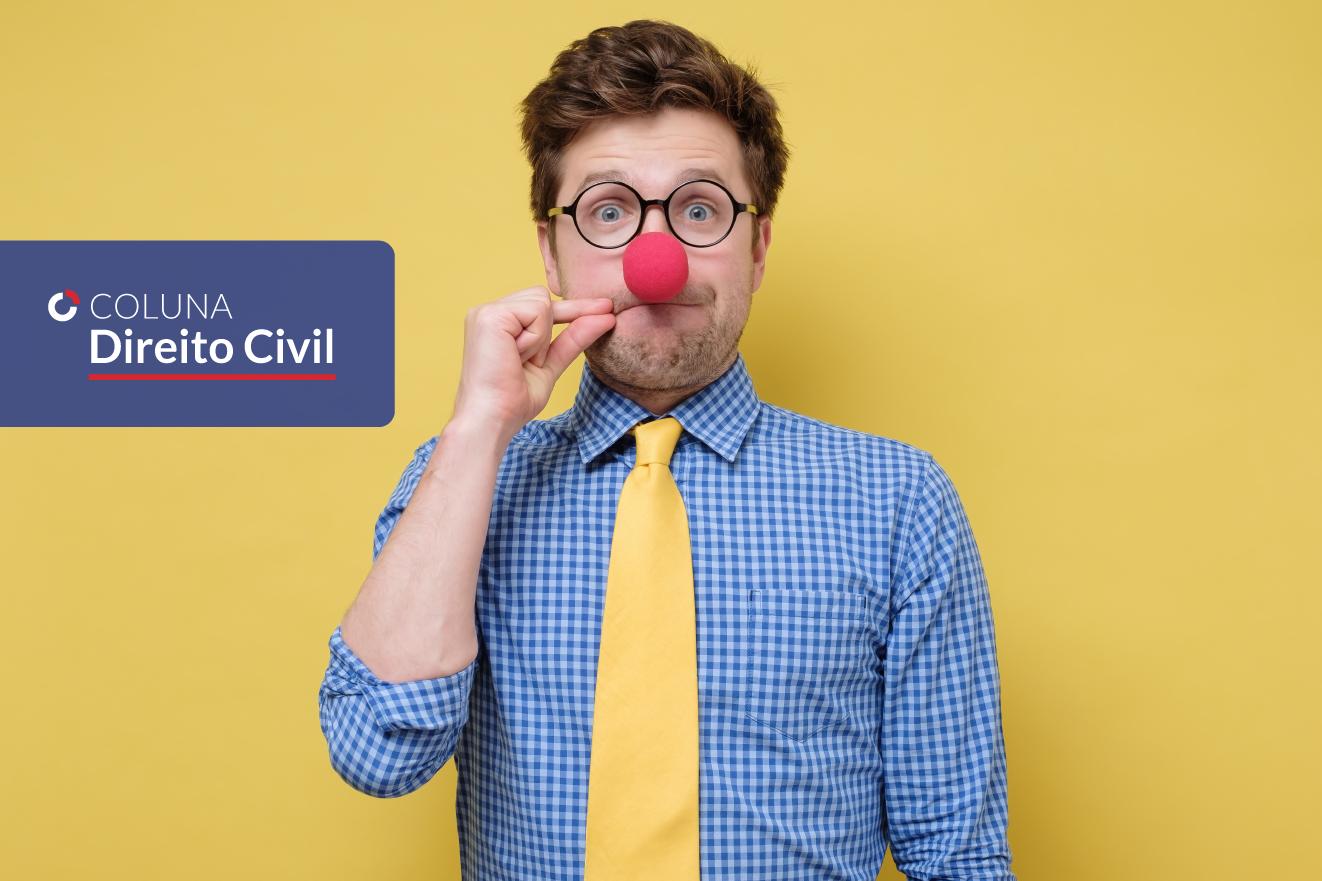 O mérito do riso: limites e possibilidades da liberdade no humor | Coluna Direito Civil