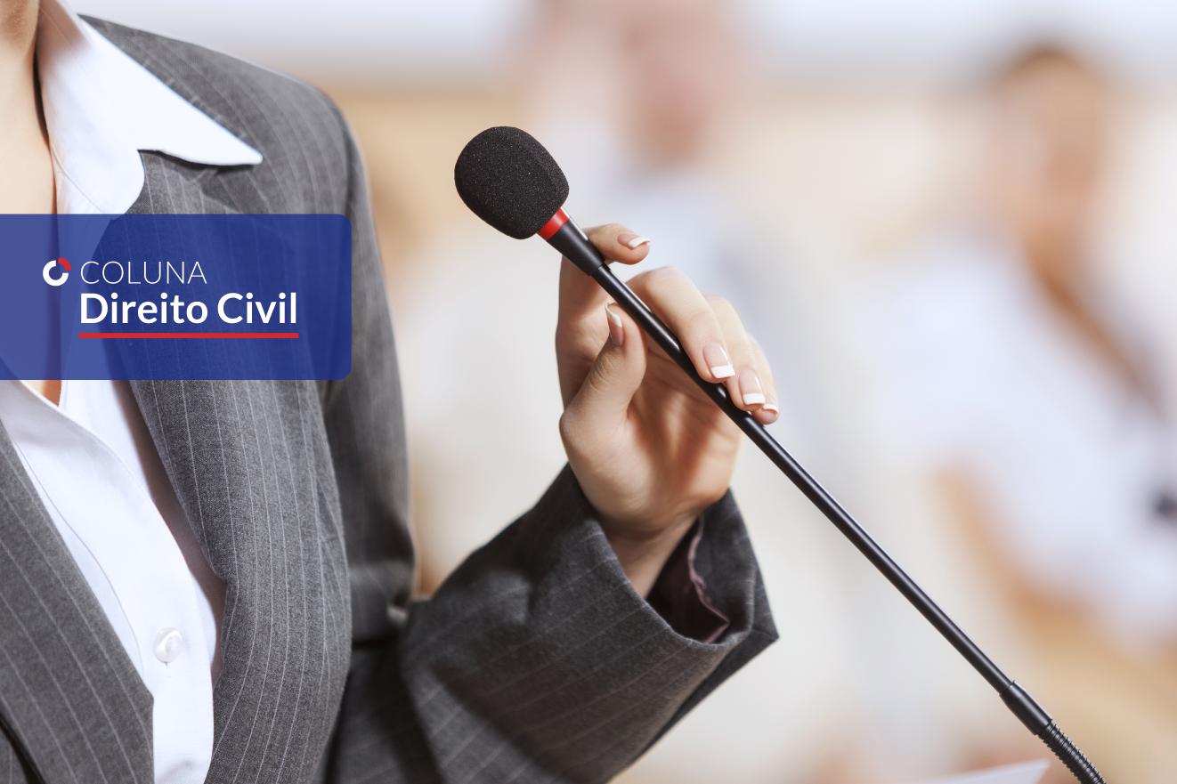 Liberdade de expressão dos servidores públicos: responsabilidade civil por danos a terceiros e à administração pública | Coluna Direito Civil